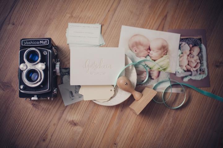 Gutschein Fotoshooting Geschenk Weihnachten