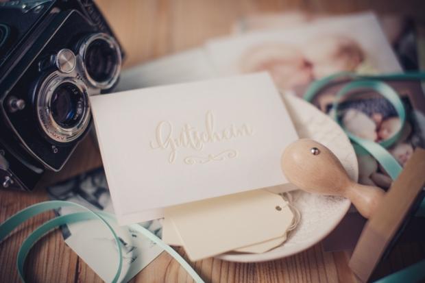 Fotoshooting Gutschein Geschenk