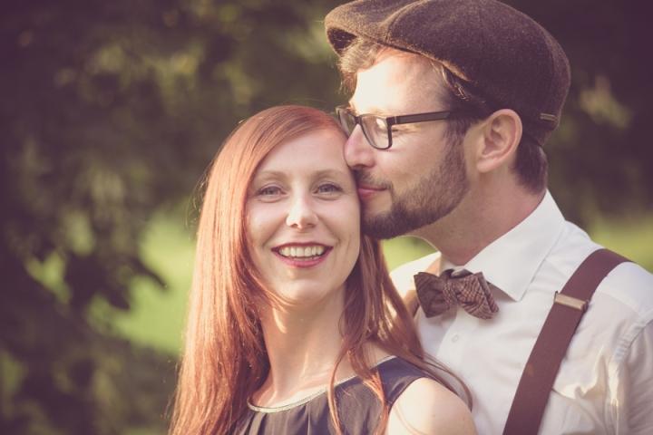 Paarfotos Sonnenuntergang Verlobungsshooting Verlobungsbilder Engagementshooting