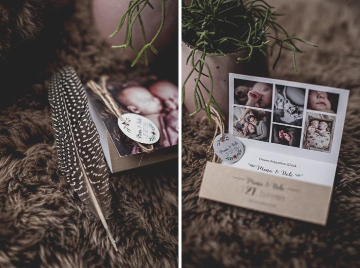 Babykarten Fotokarten